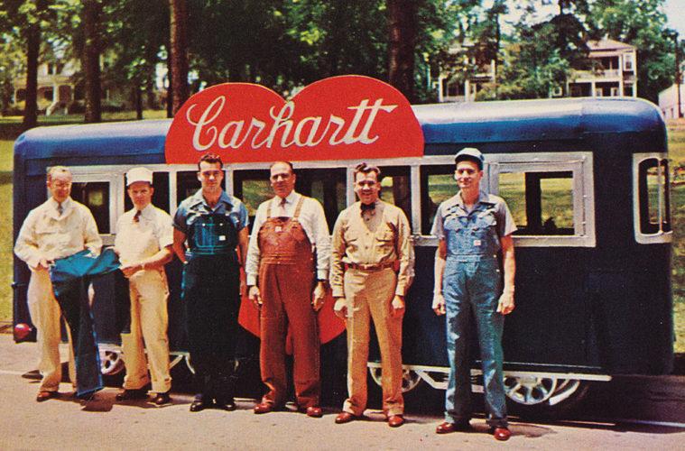 Краткая история бренда Carhartt