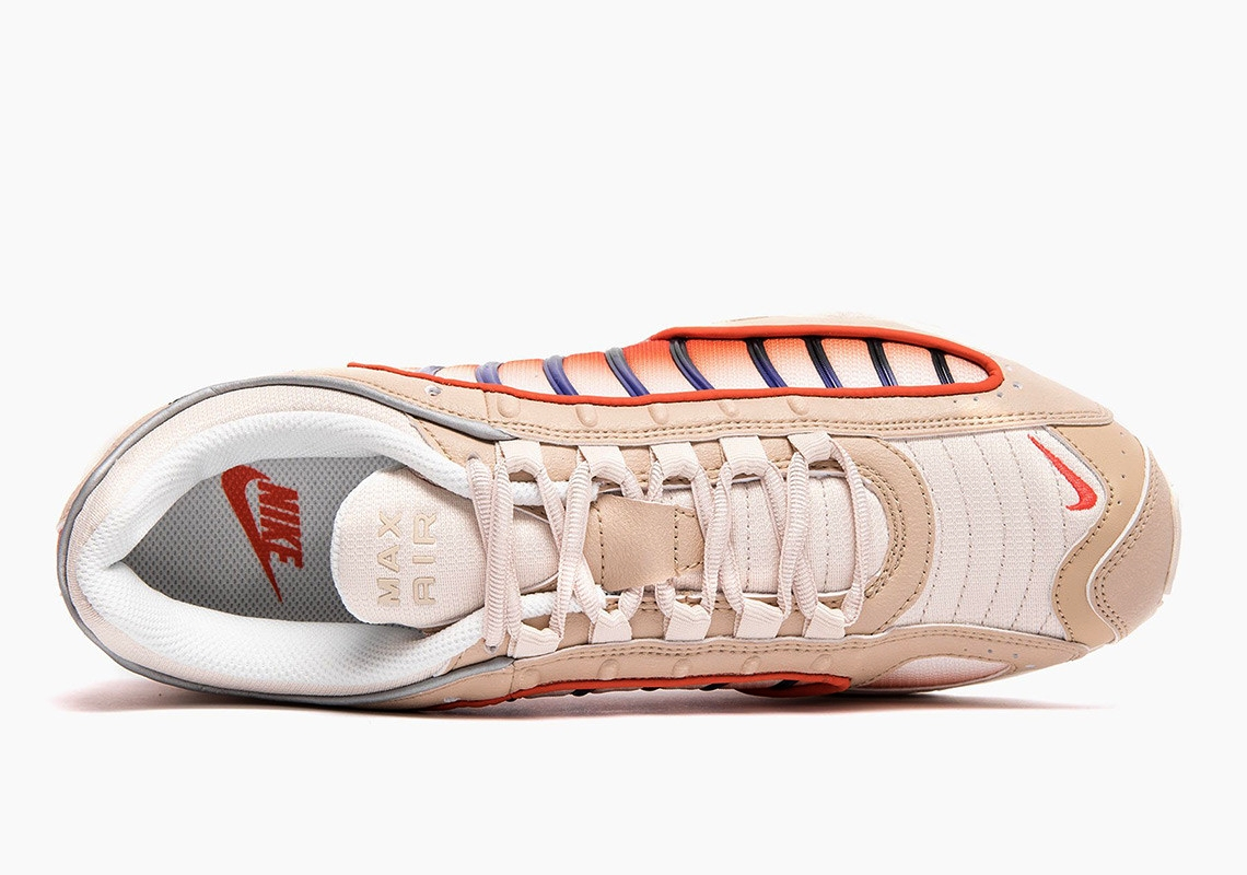 Всё о релизе Nike Air Max Tailwind IV «Desert Ore»