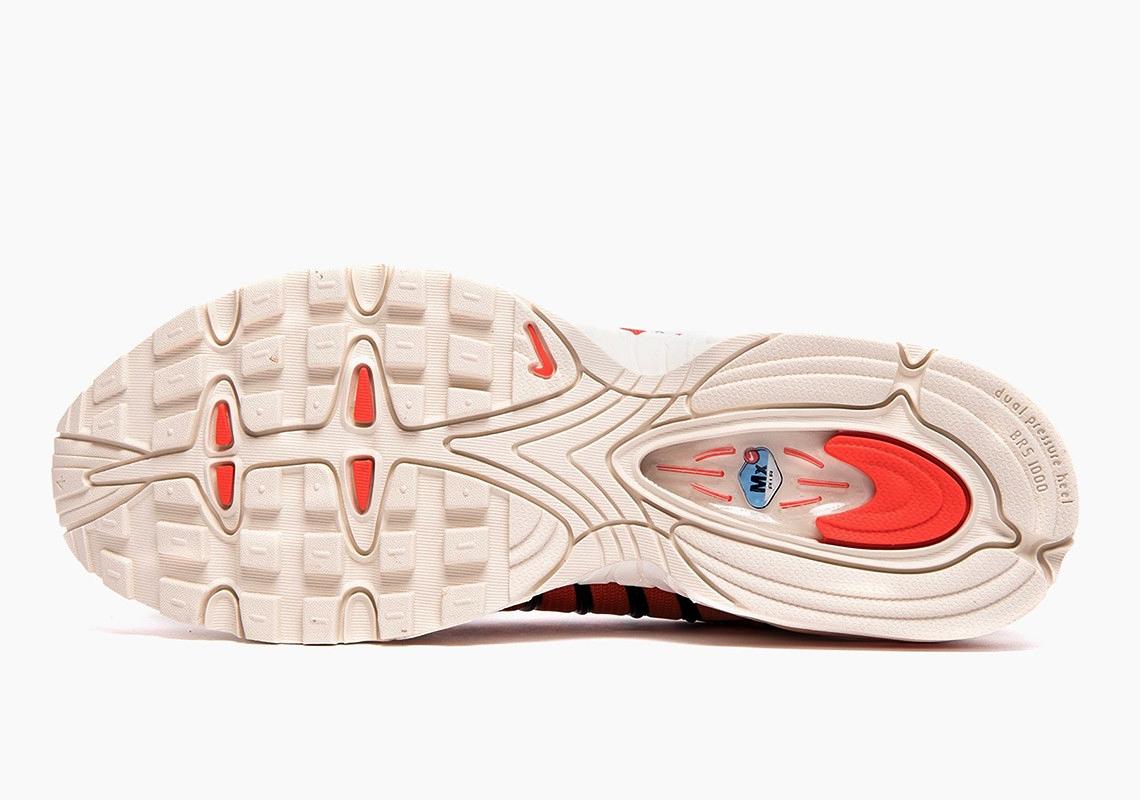 Новая версия Nike Air Max Tailwind IV «Desert Ore»
