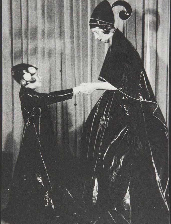 Портрет Жанны и Мари-Блашн