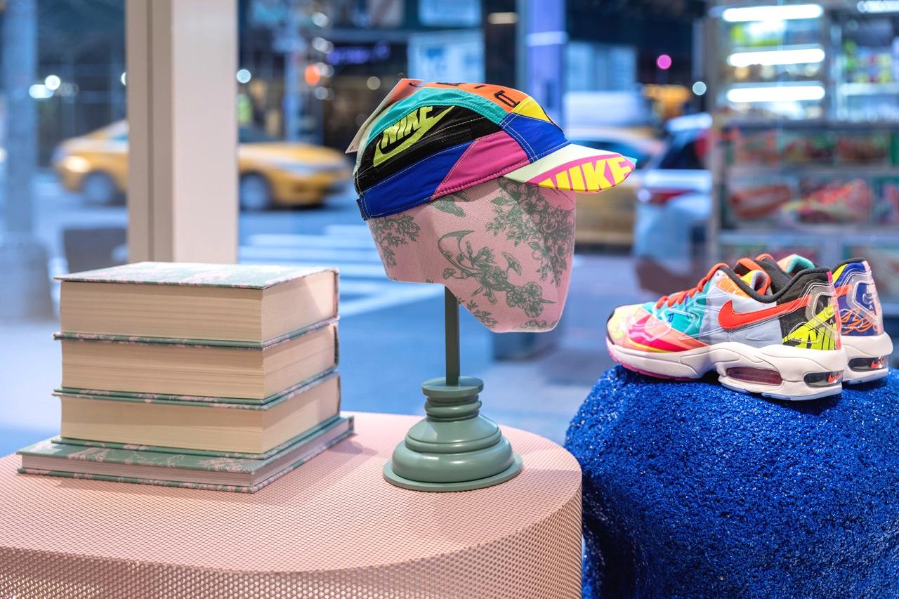 Nike x Nordstrom в Нью-Йорке