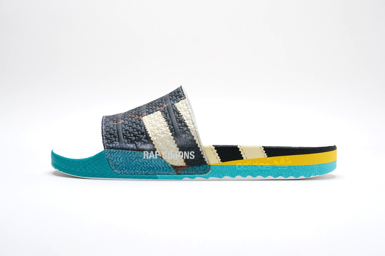 Новая коллекция обуви adidas by Raf Simons Spring/Summer 2019