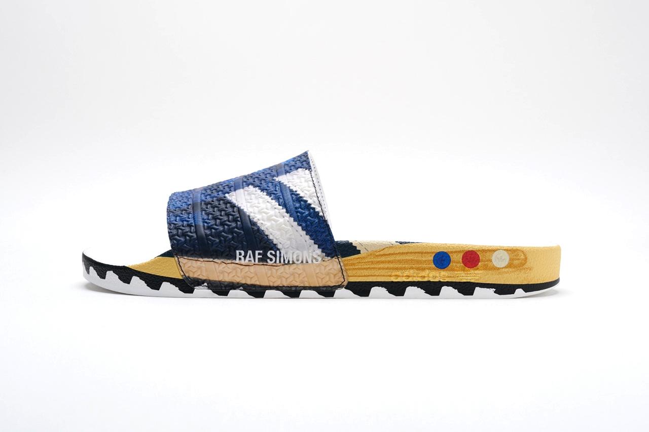 adidas by Raf Simons - новая коллекция сезона Spring/Summer 2019