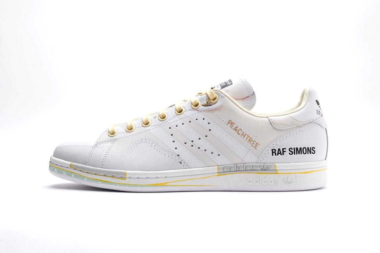 Новая коллекция обуви adidas by Raf Simons
