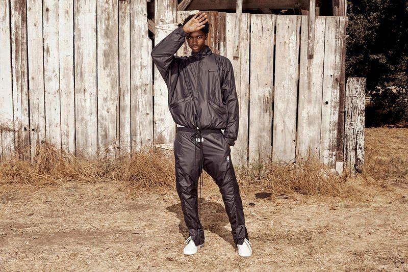 Джерри Лоренцо представил коллекцию Fear of God x Nike