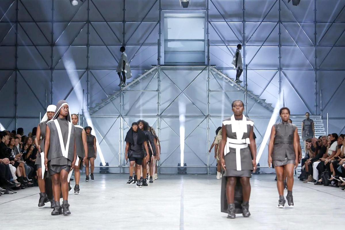 Rick Owens Spring/Summer 2014 Ready-to-Wear
