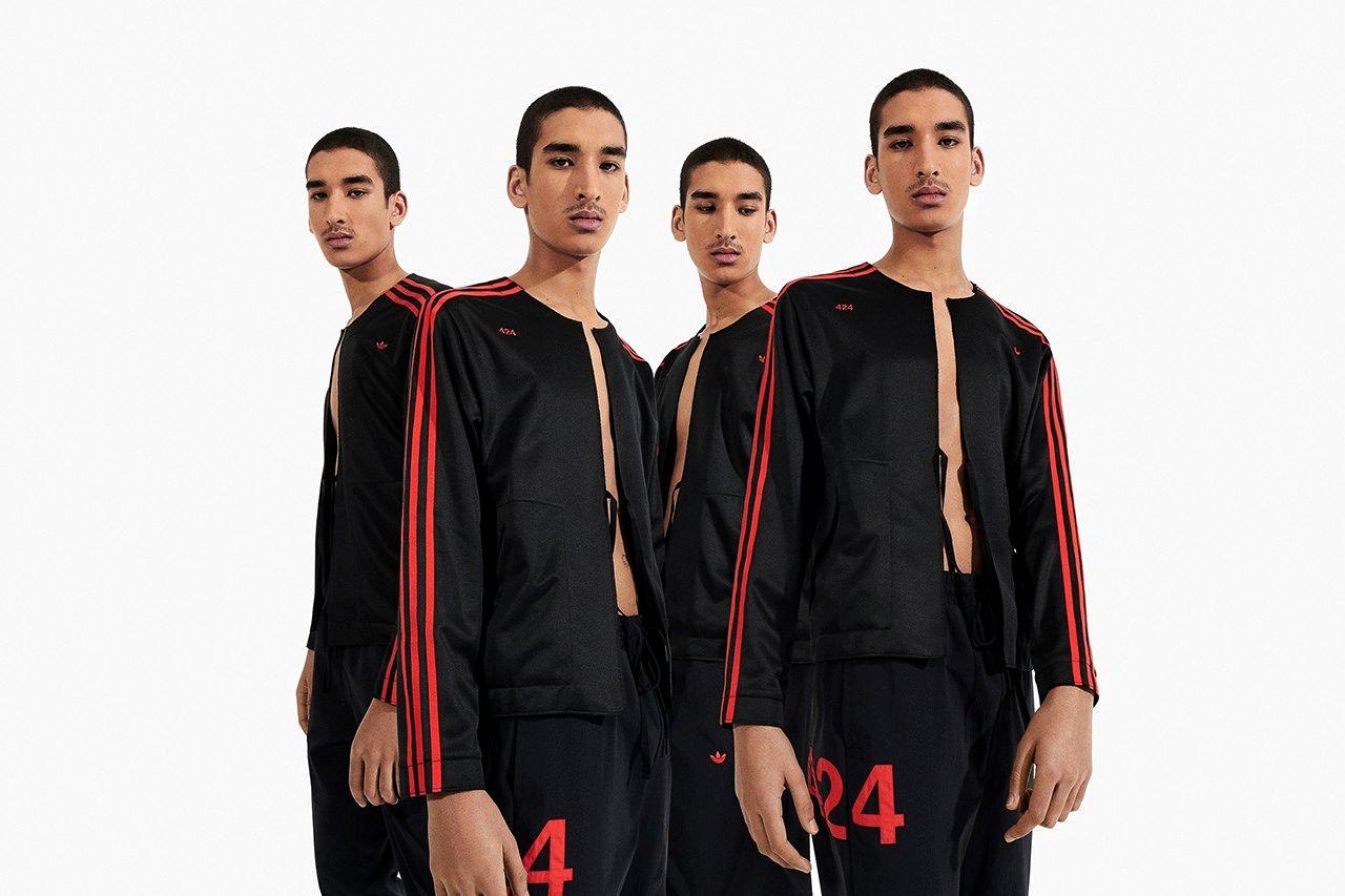 424 x adidas Originals - подробности коллаборации