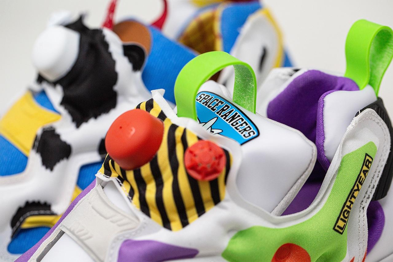 BAIT x Disney Pixar x Reebok Instapump Fury «Toy Story»