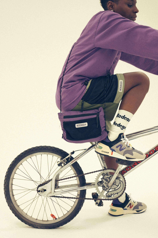 Bodega x New Balance 997S - тизер новой расцветки коллаборации