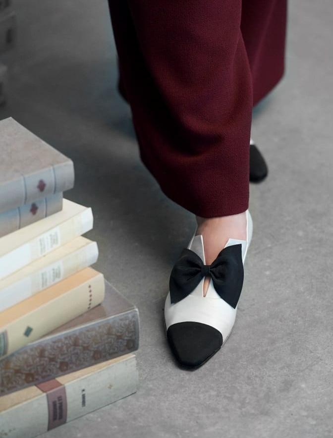 Обувь из коллекции Chanel Fall/Winter 2019 Couture