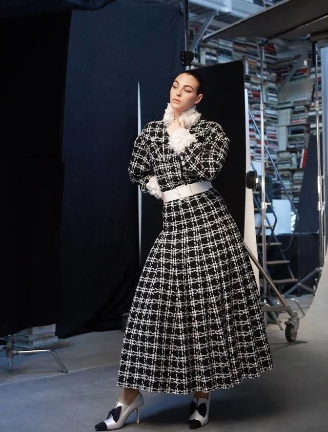 Образ из коллекции Chanel Fall/Winter 2019 Couture