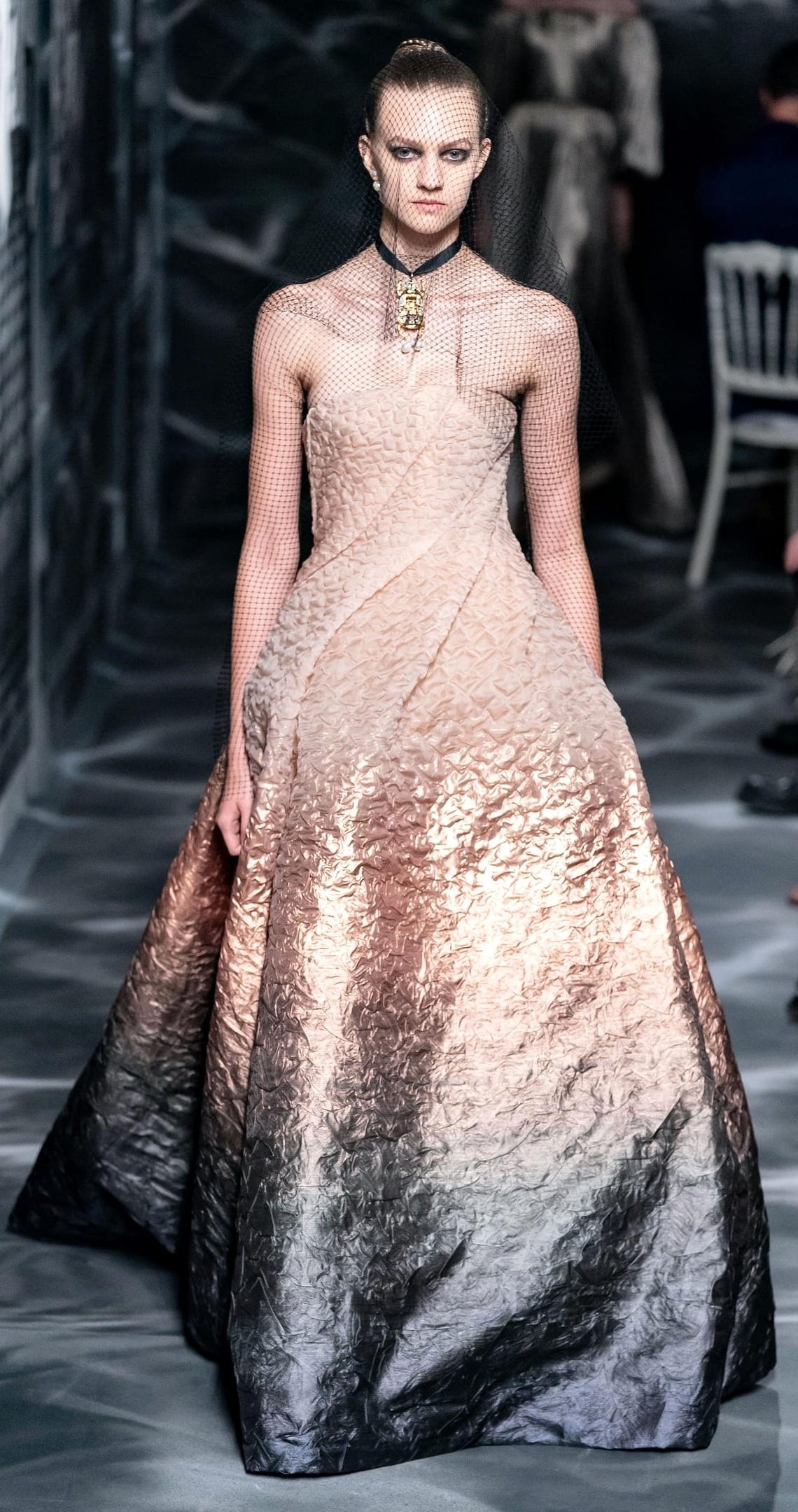 Christian Dior Fall/Winter 2019 Couture - обзор коллекции