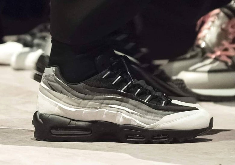 Nike Air Max 95 x Comme des Garçons Homme Plus Spring/Summer 2020