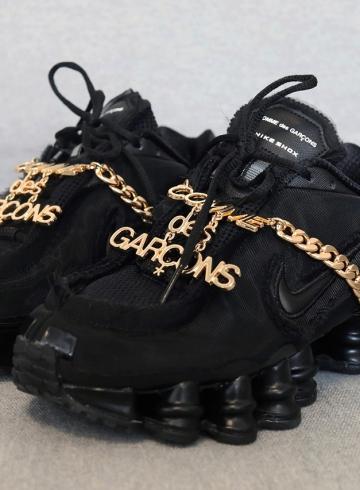 Comme des Garçons x Nike Shox TL - дата глобального релиза