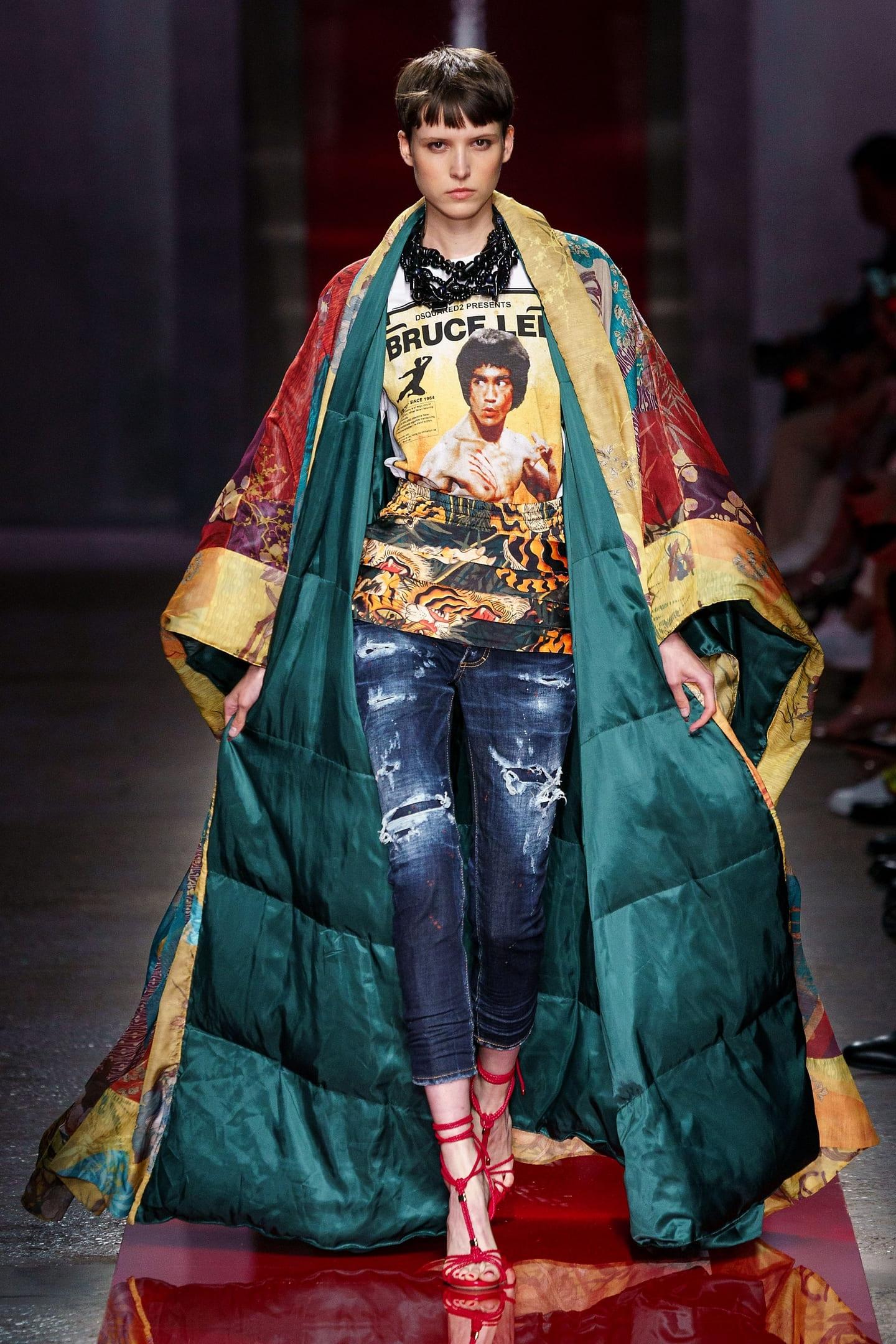 Дин и Дэн Кейтены представили новую коллекцию Dsquared2 Spring/Summer 2020 Menswear