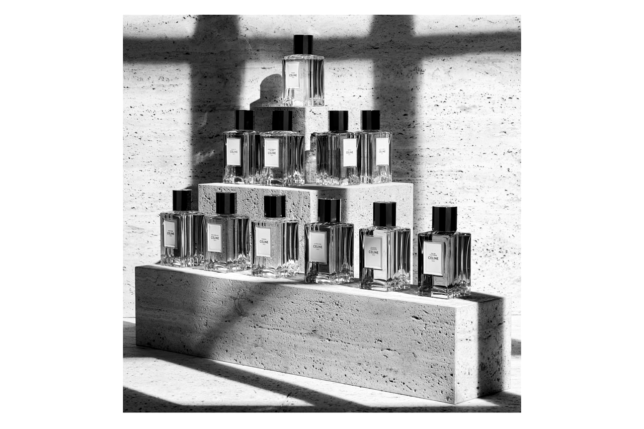 Эди Слиман представит свою первую коллекцию ароматов для Celine 01 Молодежный Центр mcmag.ru