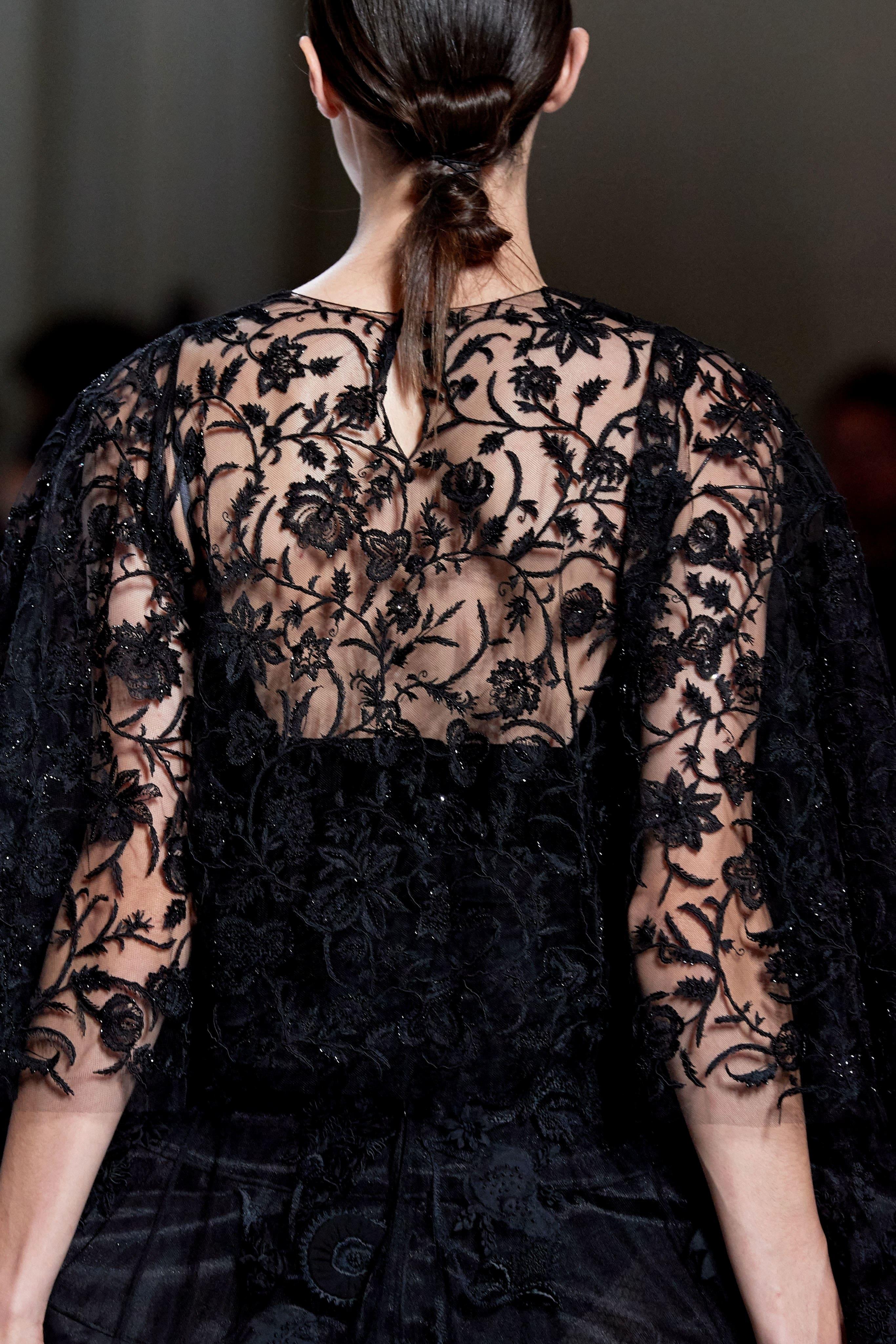 Платье из коллекции Givenchy Fall/Winter 2019 Couture