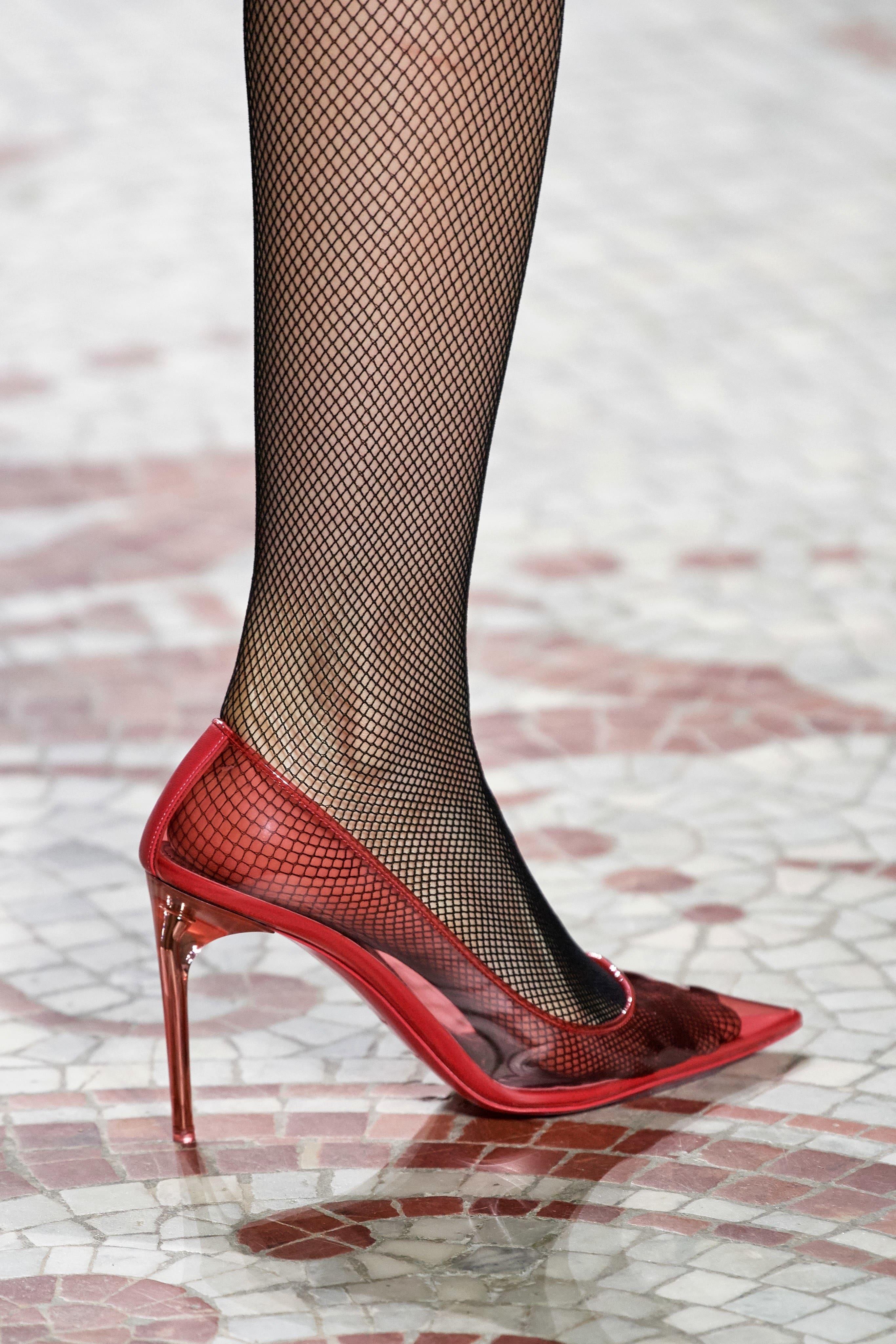 Обувь из коллекции Givenchy Fall/Winter 2019 Couture