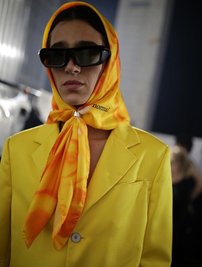 Херон Престон представил новую коллекцию Heron Preston Spring/Summer 2020 Menswear