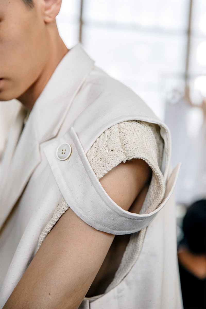 Образ из коллекции Jil Sander Spring/Summer 2020 Menswear