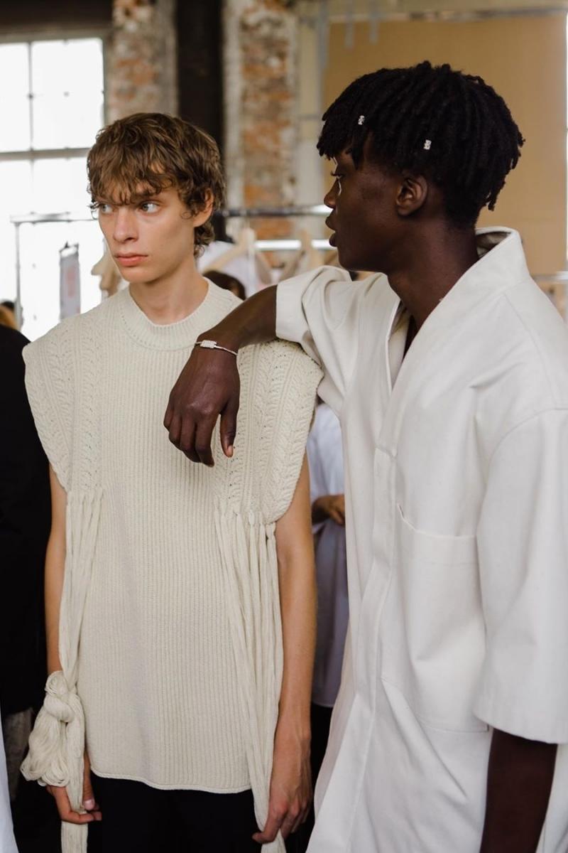 Образы из коллекции Jil Sander Spring/Summer 2020 Menswear