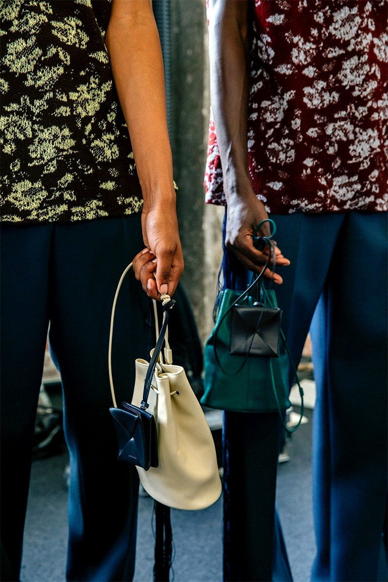 Сумки из коллекции Jil Sander Spring/Summer 2020 Menswear
