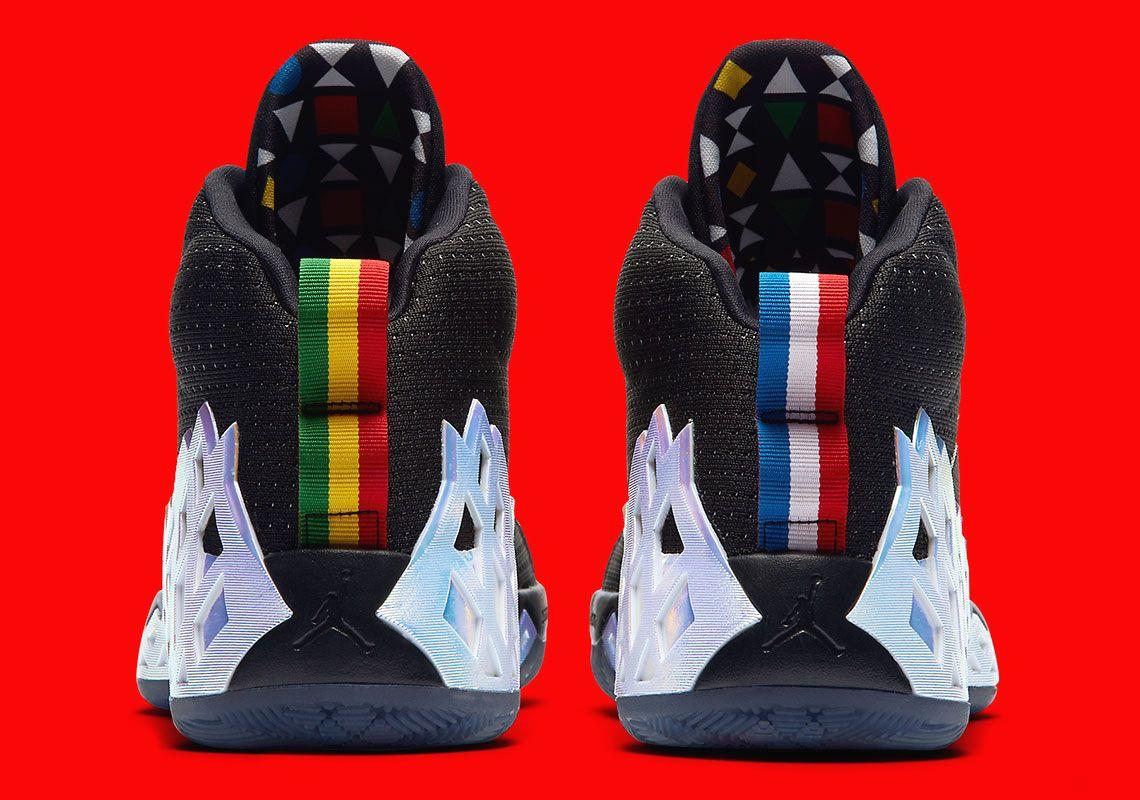 Jordan Jumpman Diamond Mid «Quai 54» - все о новой расцветке