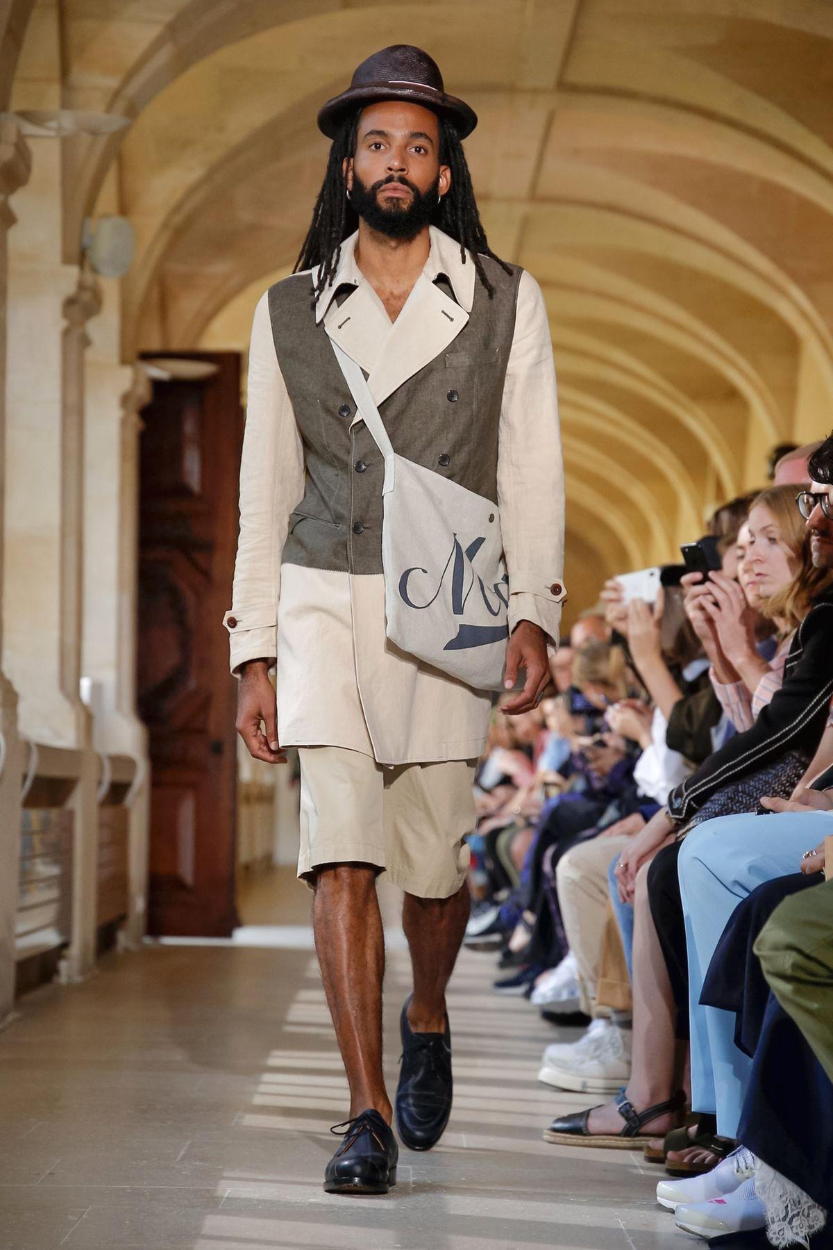 Образ из коллекции Junya Watanabe Spring/Summer 2020 Menswear