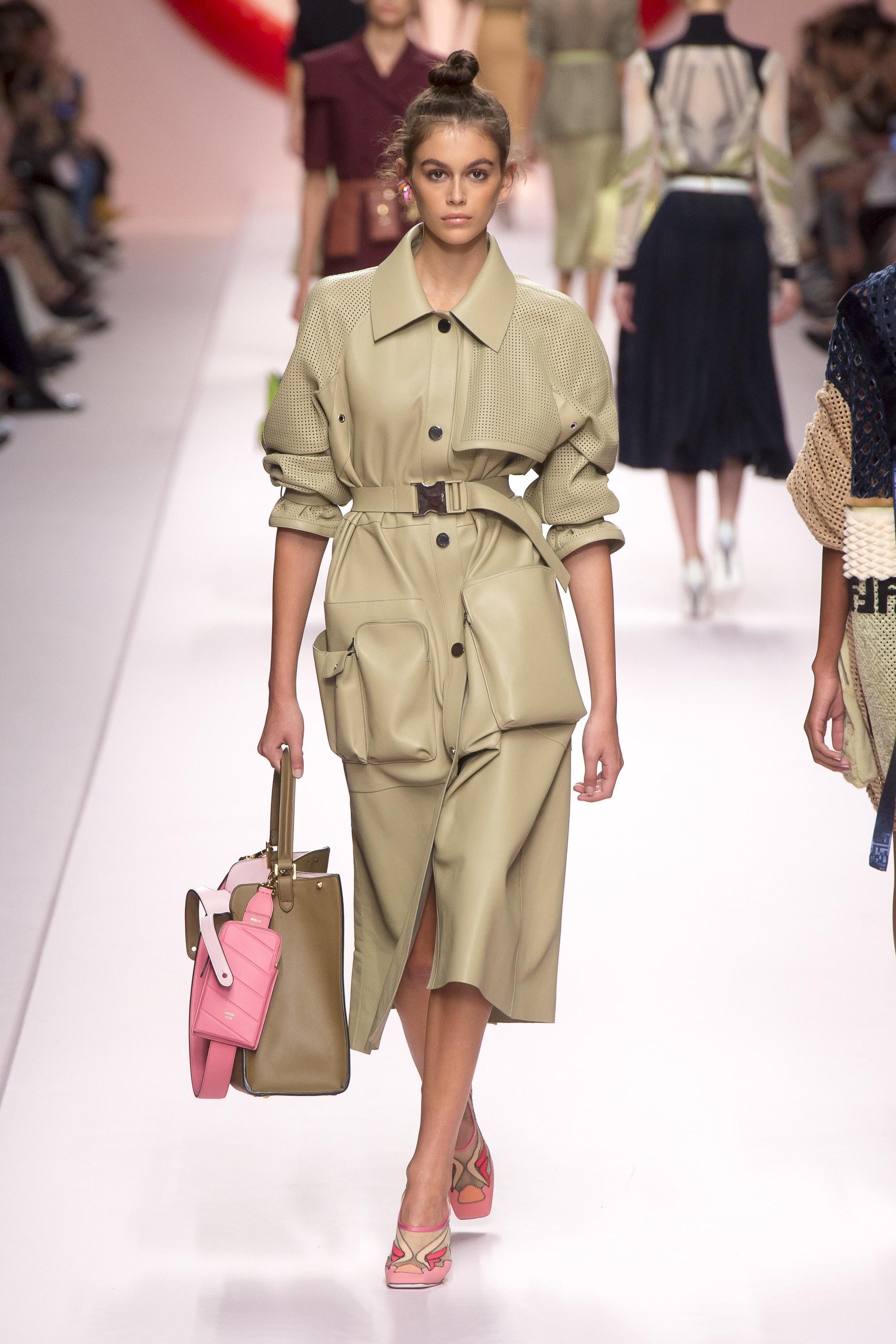 Fendi Ready-to-Wear Spring/Summer 2019