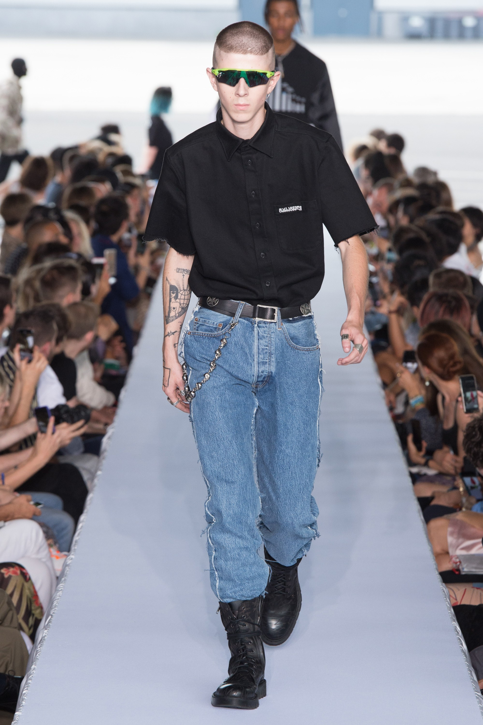 Vetements Spring/Summer 2019