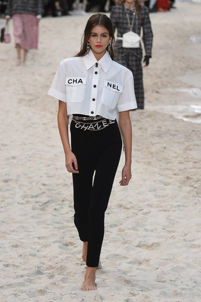 Коллекция Chanel Ready-to-Wear Spring/Summer 2019