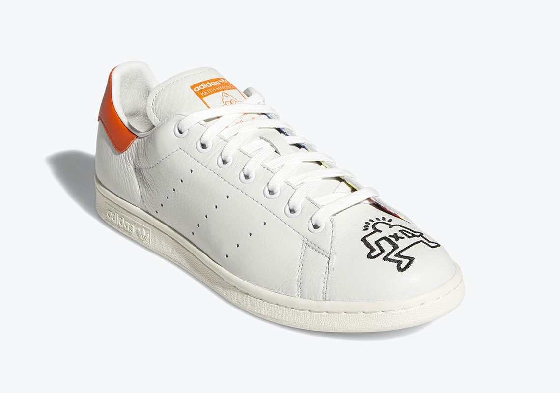 Keith Haring x adidas Stan Smith