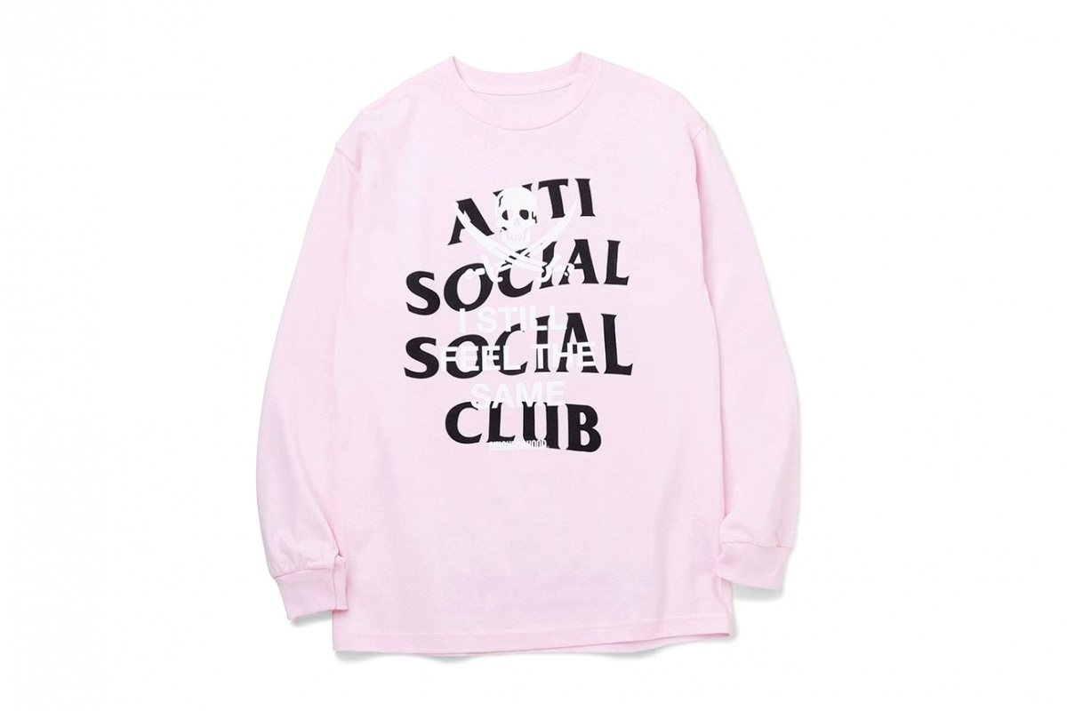 Коллекция NEIGHBORHOOD x Anti Social Social Club