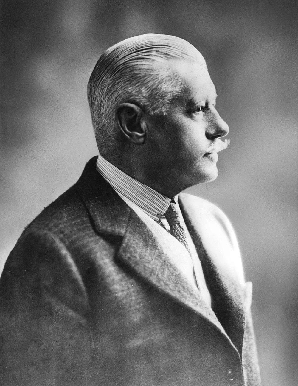 Основатель бренда Carhartt – Гамильтон Кархарт