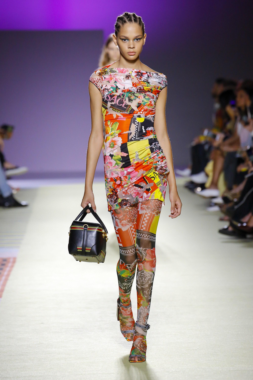 Versace RTW Spring/Summer 2019
