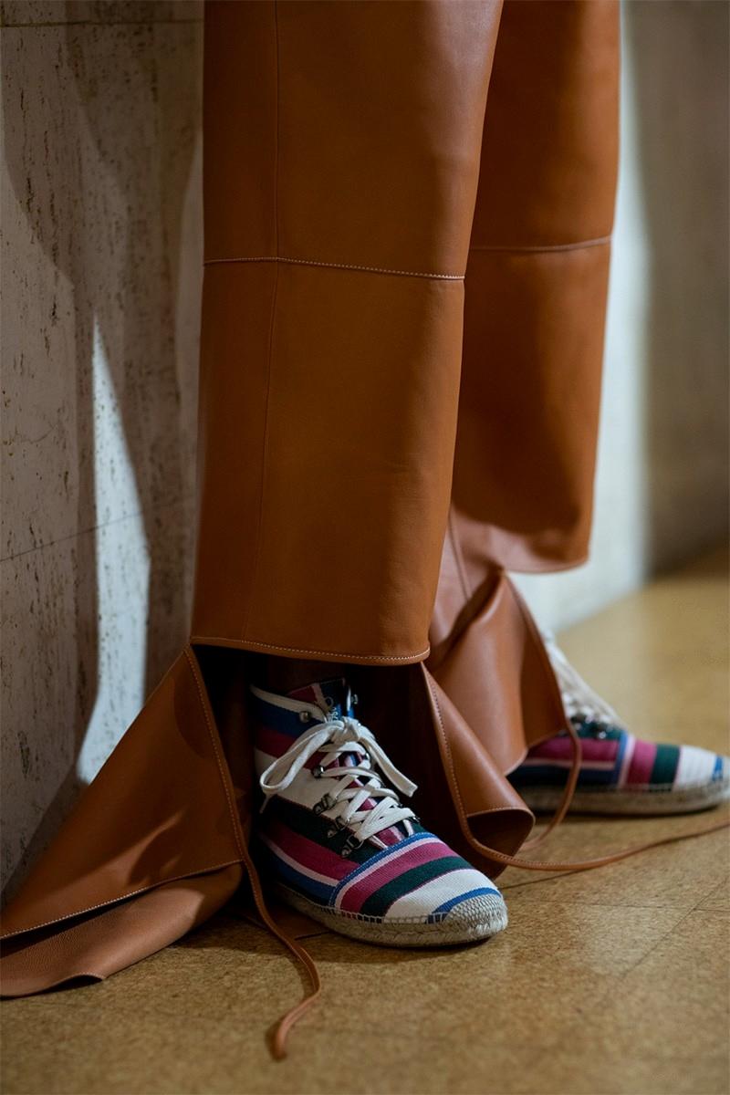 Обувь из коллекции Loewe Spring/Summer 2020 Menswear