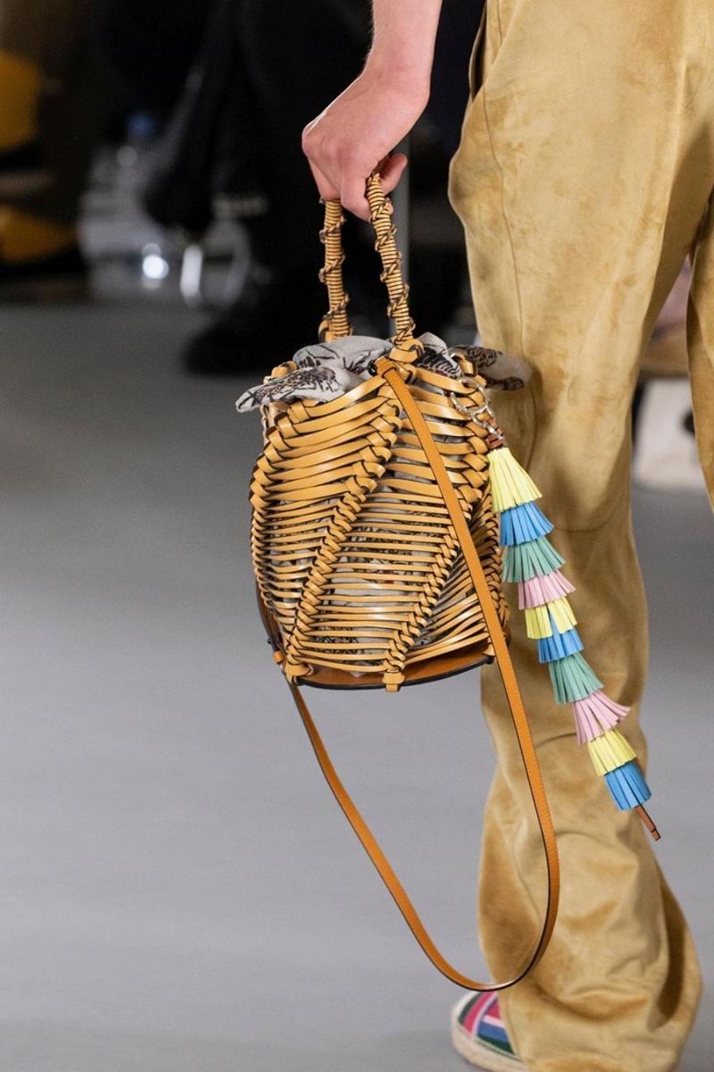 Сумка из коллекции Loewe Spring/Summer 2020 Menswear