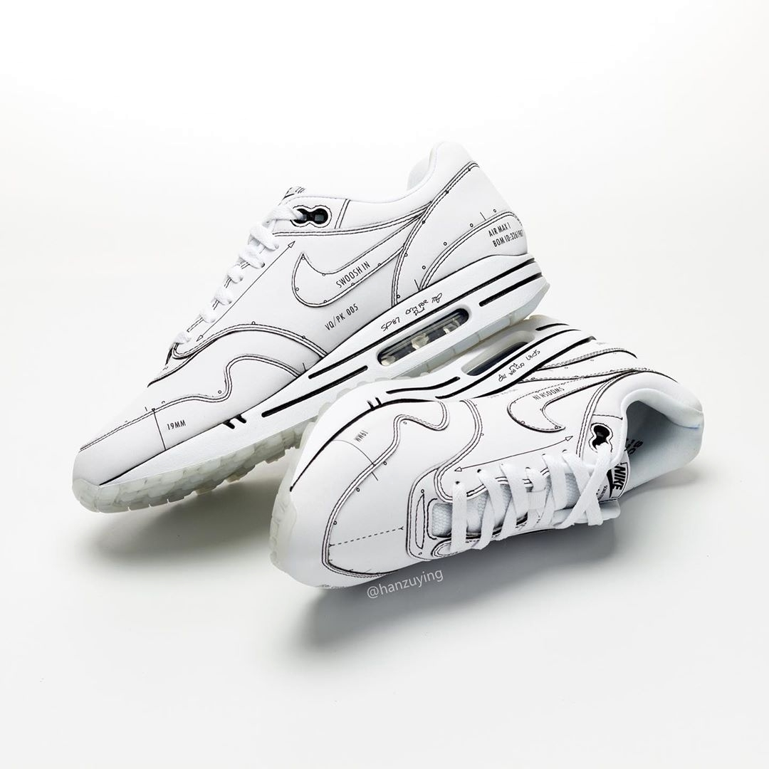 Nike Air Max Tinker «Schematic»