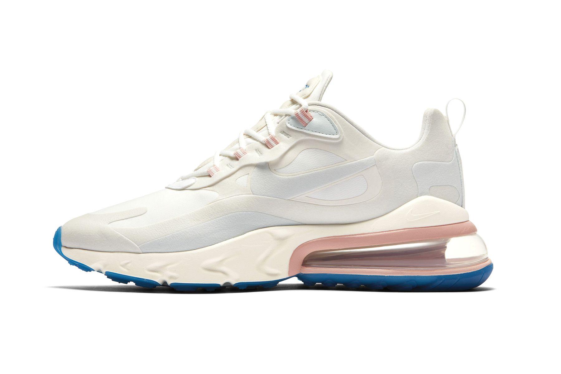 Nike Air Max 270 React - подробности релиза кроссовок