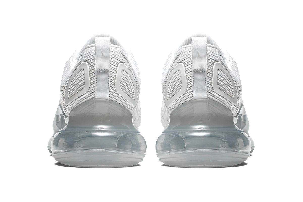 Nike Air Max 720 «Metallic Platinum»