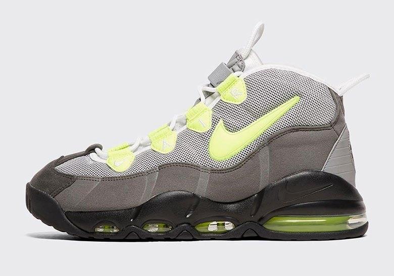 Nike Air Max Uptempo «Neon»
