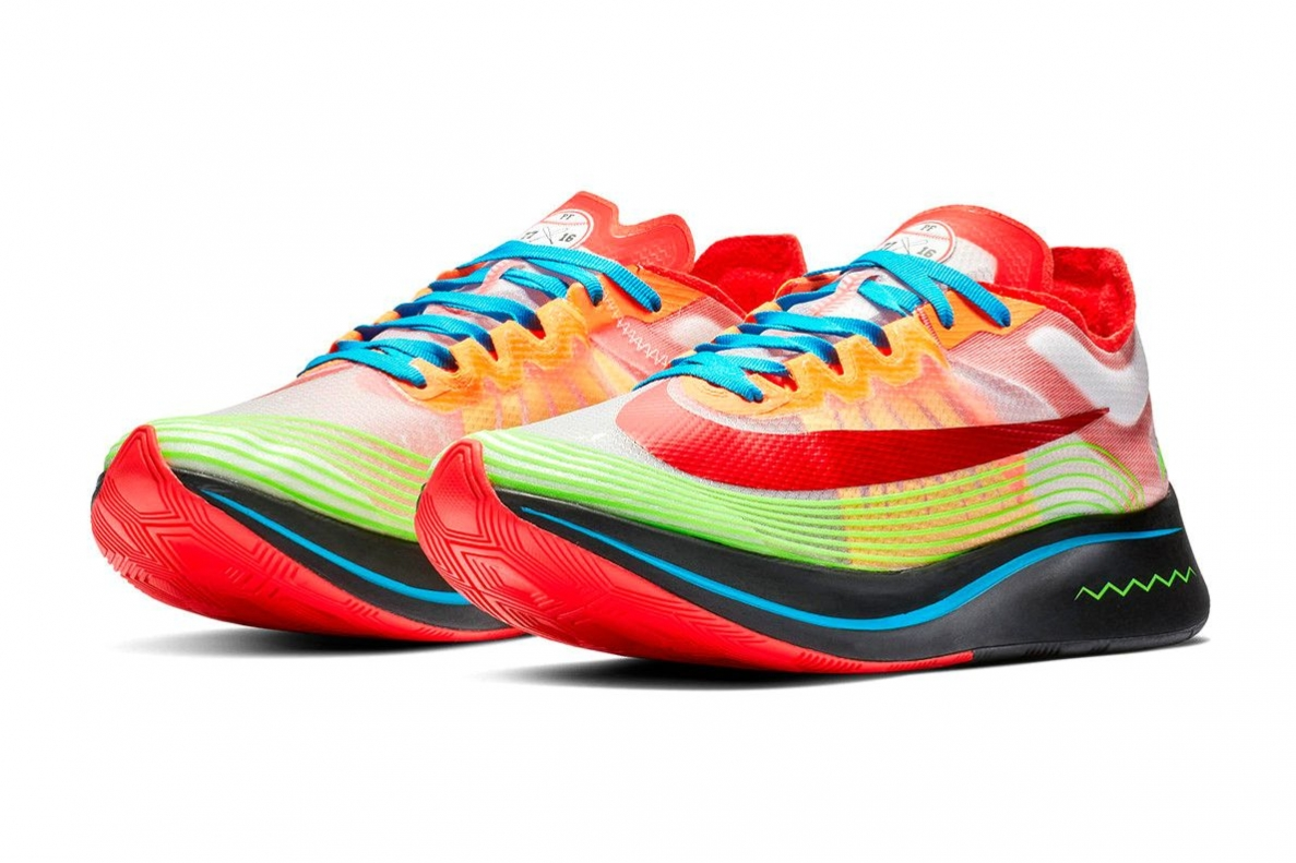Nike Doernbecher Freestyle Collection 2018 Zoom Fly SP