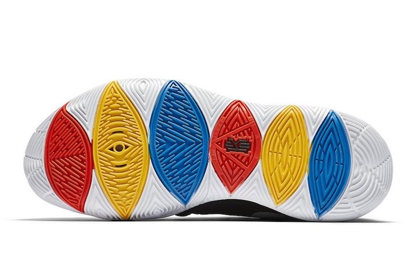 Nike Kyrie 5 «Friends» - подробности релиза