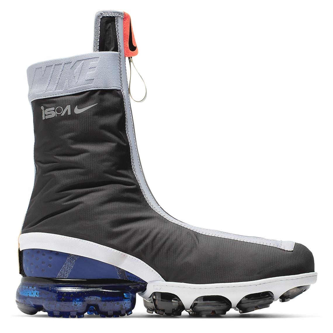 Nike Vapormax Flyknit Gator ISPA Black/Grey
