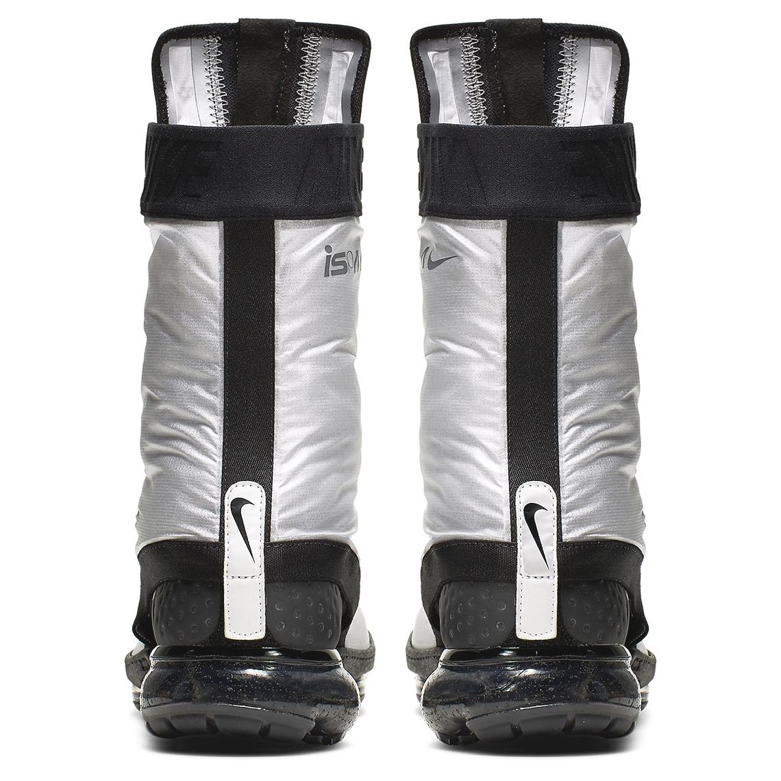 Nike Vapormax Flyknit Gator ISPA Silver
