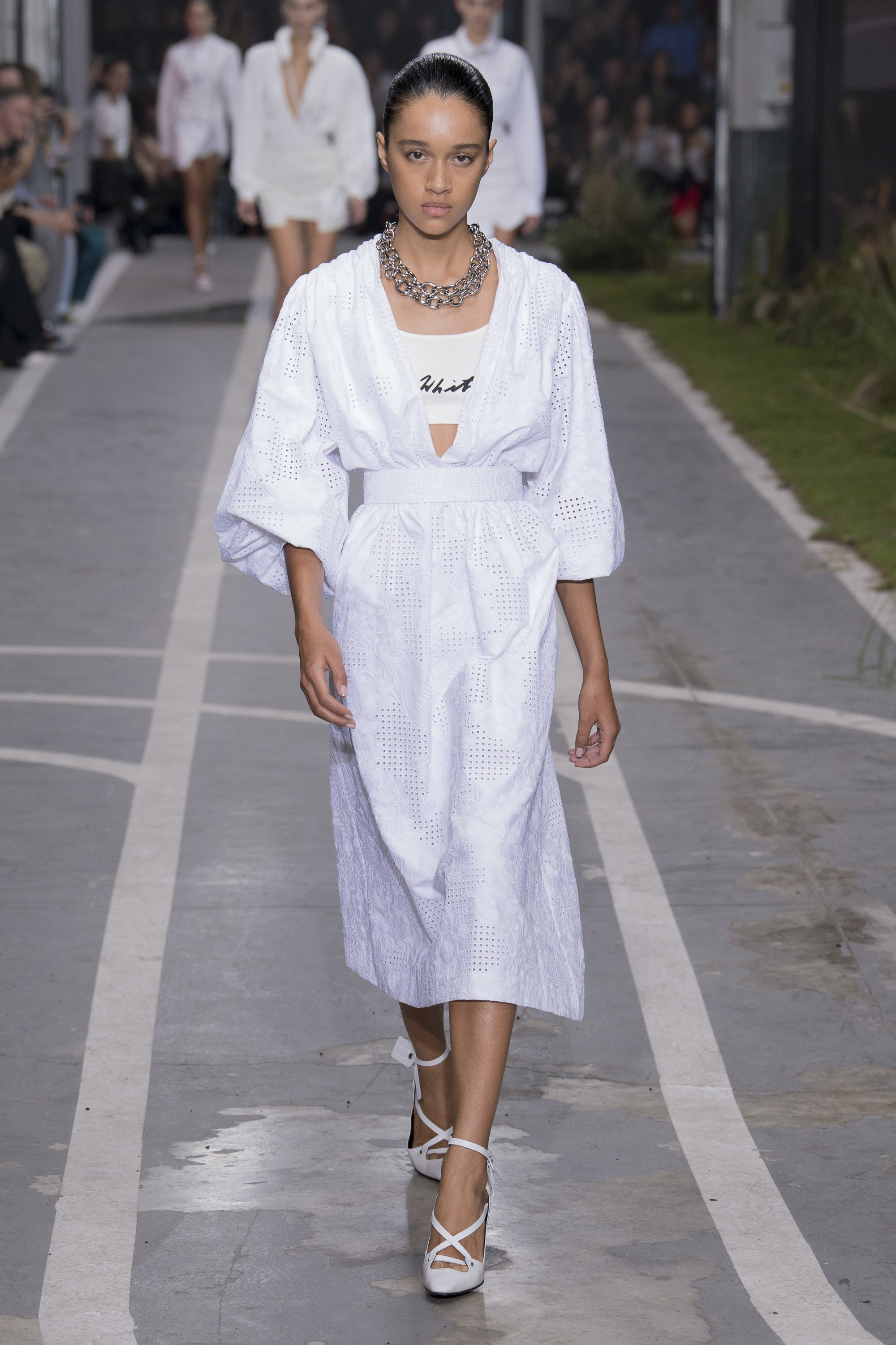Off-White Ready-to-Wear Spring/Summer 2019