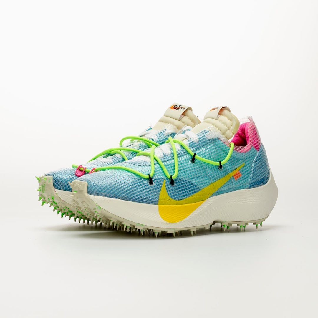 Off-White x Nike Vapor Street Blue