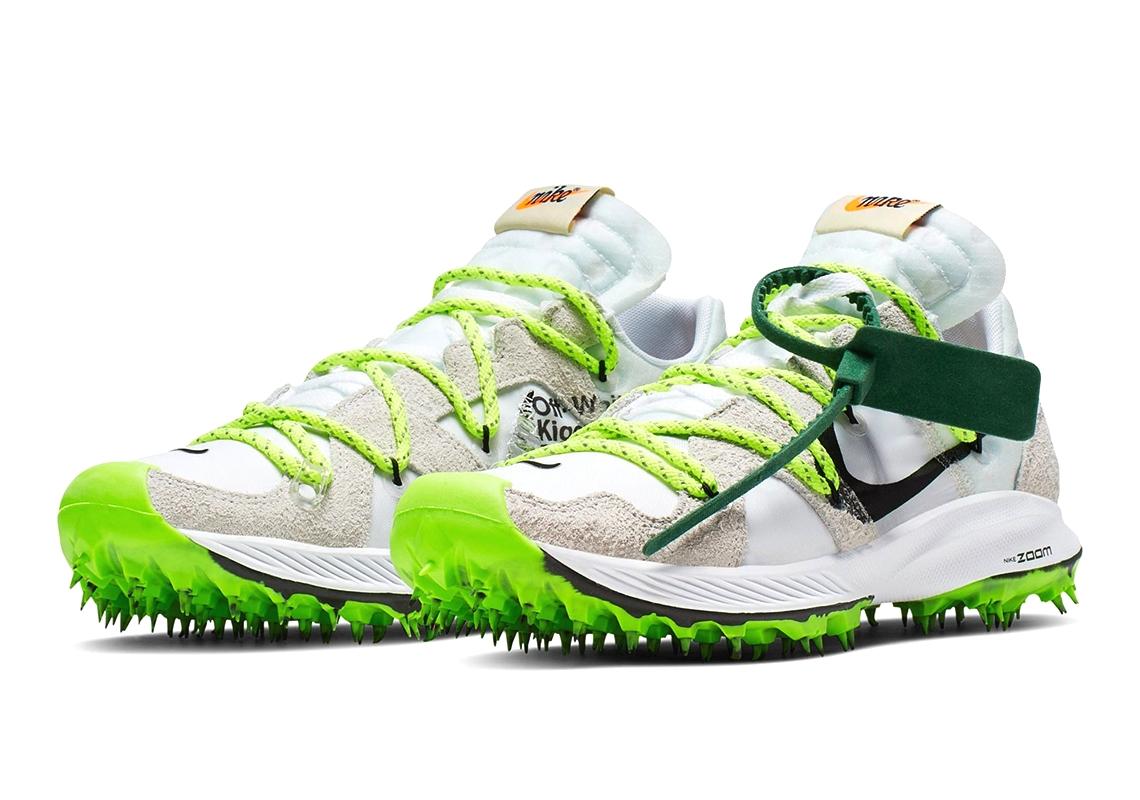 Off-White x Nike Zoom Terra Kiger 5 - подробности релиза