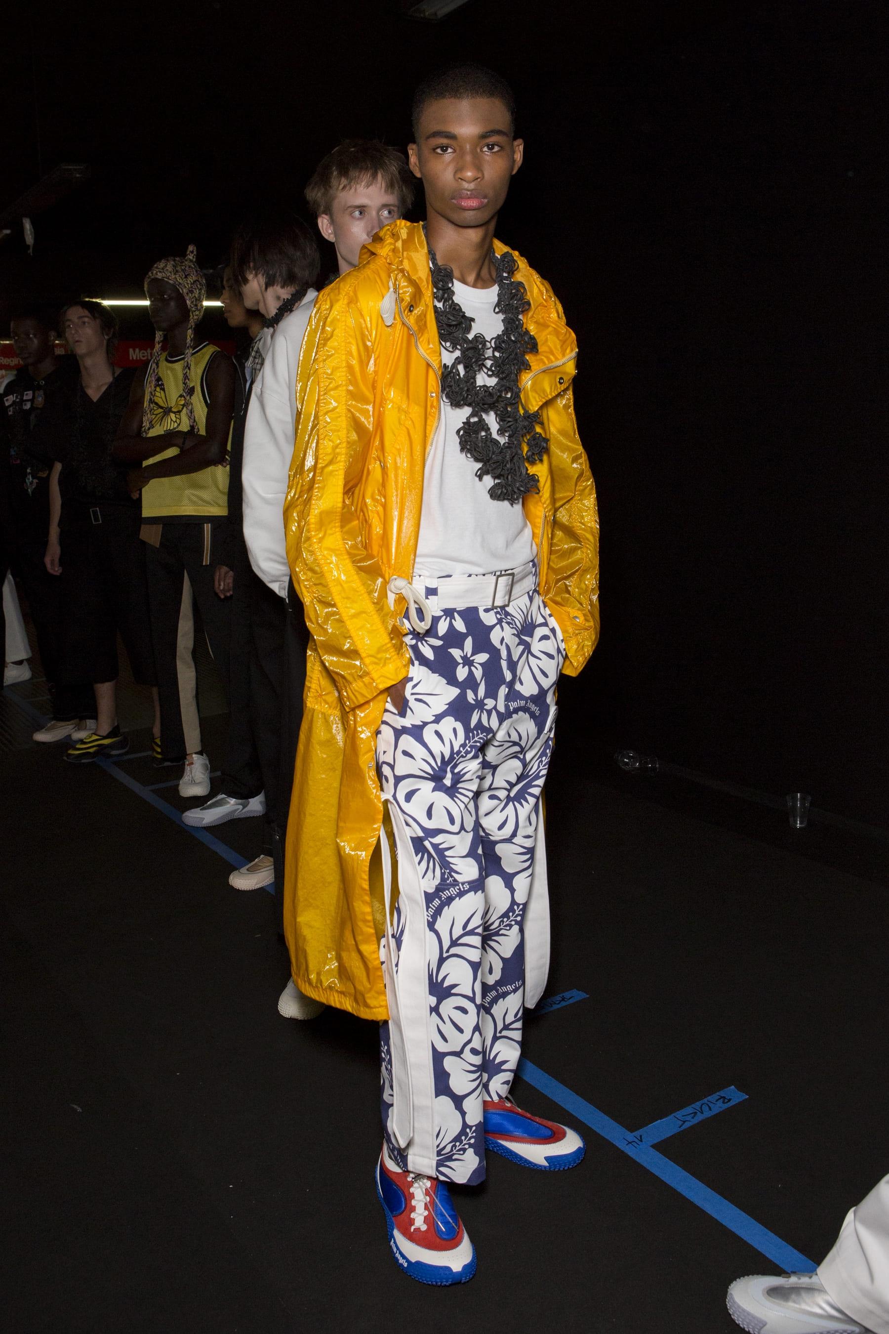 Франческо Рагацци представил новую коллекцию Palm Angels Spring/Summer 2020 Menswear