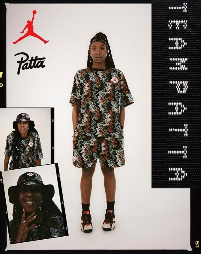 Patta x Jordan - все о новой коллекции